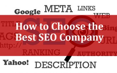 How to choose the best SEO company in Kerala?